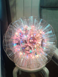 CrazyDiyMom Sparkleball lights