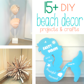 diy beach decor